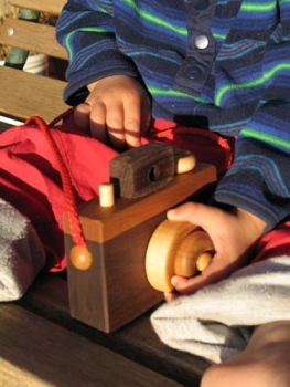 Order this heirloom quality wood camera from http://bit.ly/18xHCRp North Star Toys