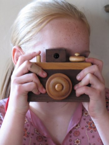 Order North Star Toy's heirloom quality wood camera from http://bit.ly/18xHCRp