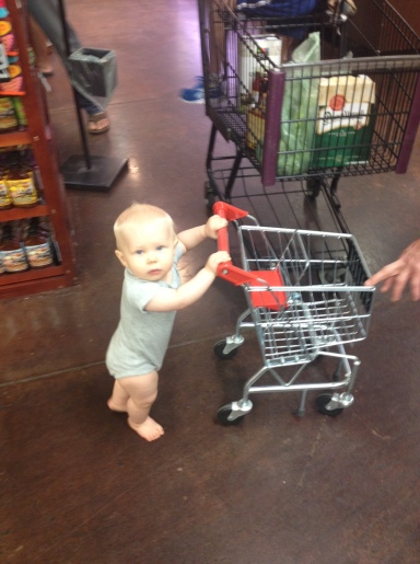Photo provided by Kelly Anne Beile, the Marketing Master, at Whole Foods Market in Lexington, KY @WholeFoodsLEX