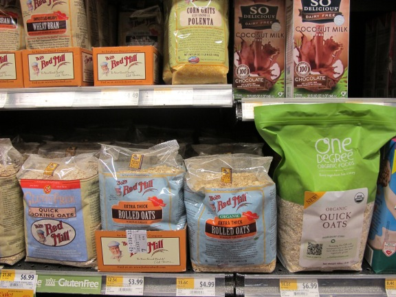 Buy One Degree Organic Foods' products at your local Whole Foods Market | Anna Seacat | SociallyMindedMarketing.com