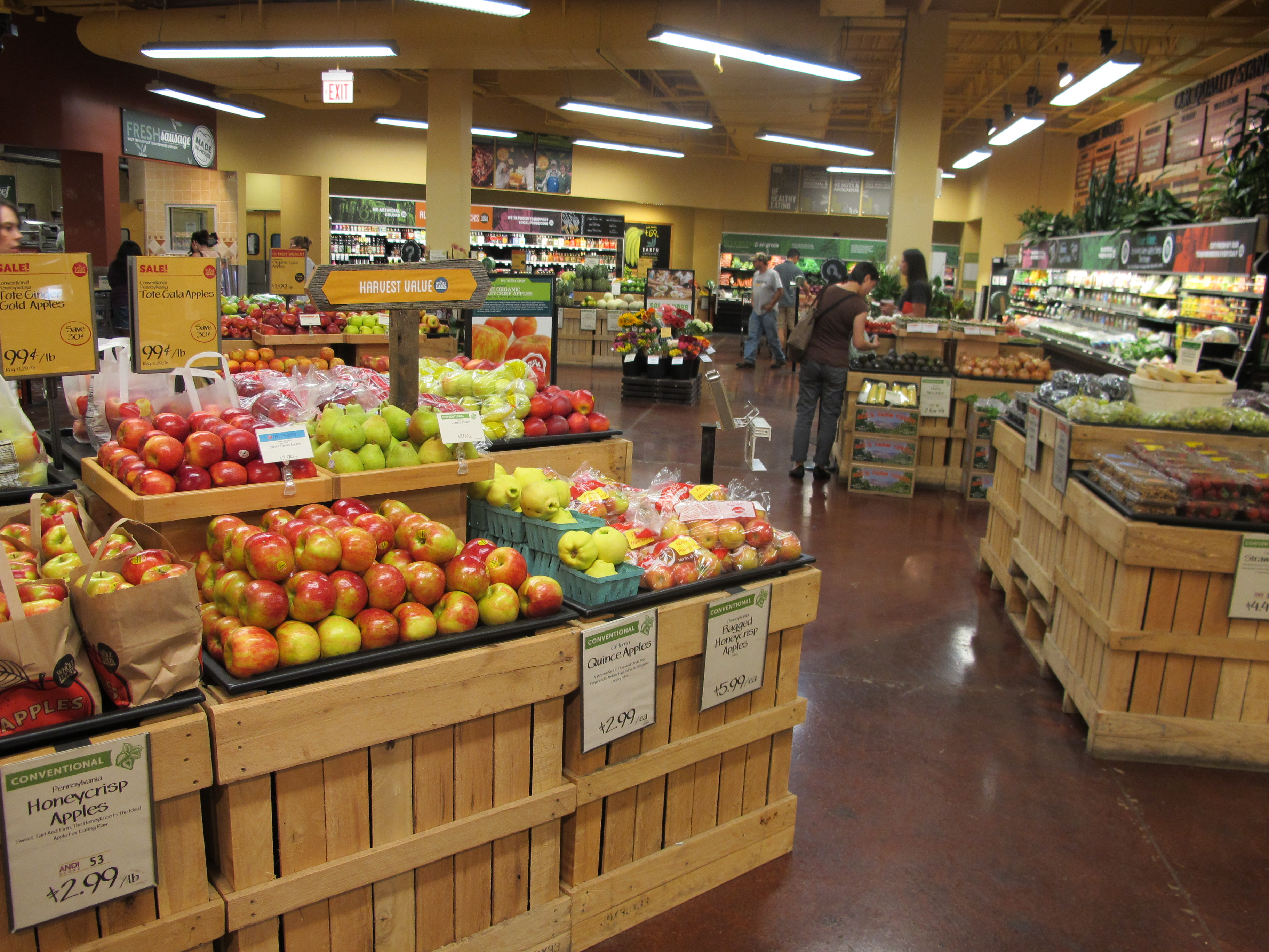 Whole Foods Stanford