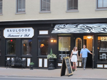 The Saul Good brand offers three restaurants. Downtown location: 123 N. Broadway Lexington, Kentucky 40507 (859) 252-4663 | Anna Seacat | Socially Minded Marketing