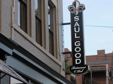 Saul Good Restaurant & Pub | Downtown Lexington, KY | Anna Seacat
