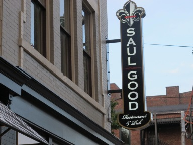 Saul Good Restaurant & Pub | Downtown Lexington, KY | Anna Seacat
