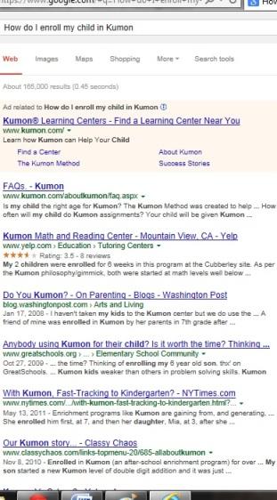 How to enroll my children in Kumon?   KUMON SE LEXINGTON   Socially Minded Marketing