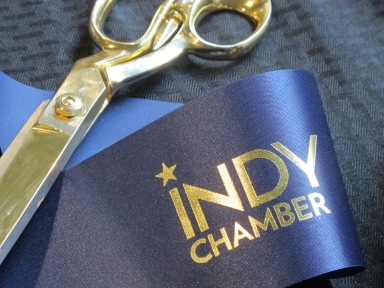 The Indy Chamber Supports the Creative Movement in Indianapolis. Get involved at: http://www.indychamber.com/